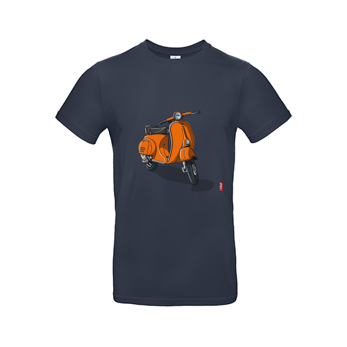 T-Shirt | Vespa Orange